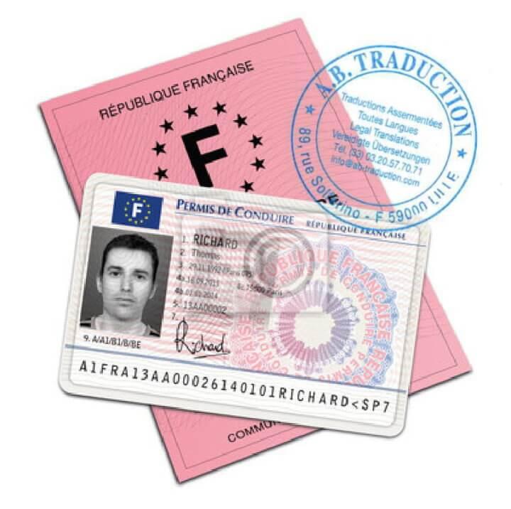 Traduction assermentée et échange de permis de conduire ANTS